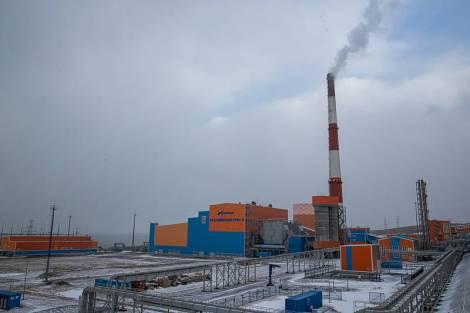 На западном побережье Сахалина ввели в эксплуатацию новейшую ГРЭС-2