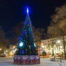 Новогодние огни погружают Владивосток в атмосферу праздника