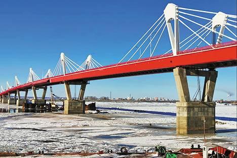 Мостовые извилины