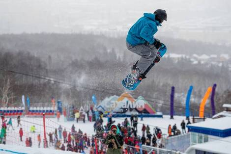 На Сахалине открыли горнолыжный сезон