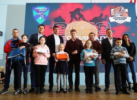 В Приморье запустили социально-спортивный проект