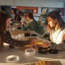 Участники форума молодежных общественных объединений Приморье сели за гобаны