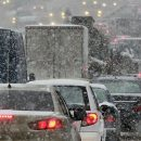 Зима в регион пришла неожиданно – водители встали в традиционных пробках
