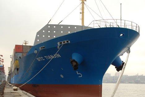 FESCO хочет загрузить порт Владивосток контейнерами из Азии в Европу