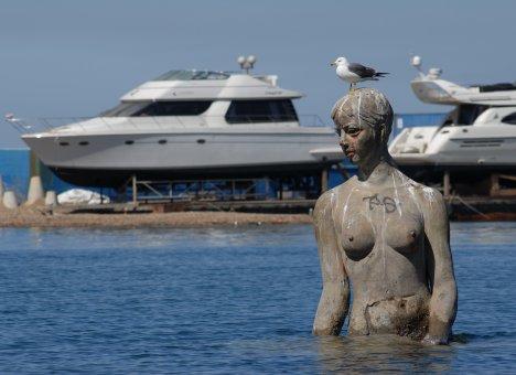 Владивосток решает судьбу Русалки