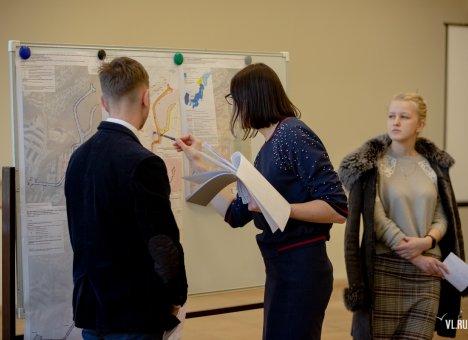 Проезд к новому большому микрорайону Владивостока отклонили участники публичных слушаний