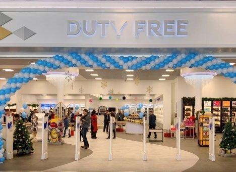 В аэропорту Владивостока обновили магазин Duty Free