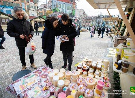 Сделано в Приморье: Гастрономический фестиваль во Владивостоке продлится до 20 января