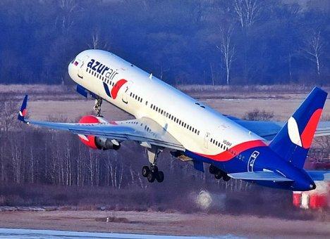 Выполнен первый авиарейс из Владивостока в Дубай