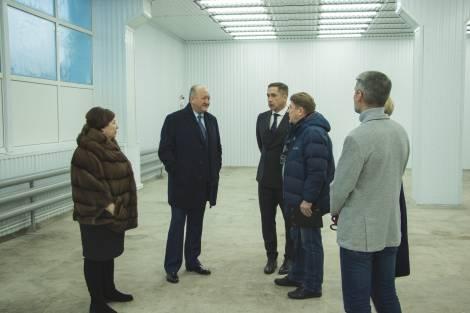 На Камчатке открылся первый бизнес-инкубатор