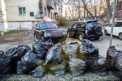 В Приморье виновники мусорного коллапса будут уволены по звонку