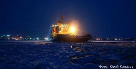 На Чукотке морской порт Певек реконструируют к концу 2020 года