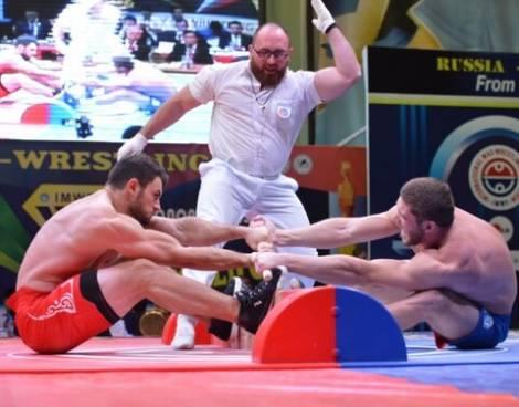 Якутский мас-рестлинг возглавил топ самых популярных национальных видов спорта в России