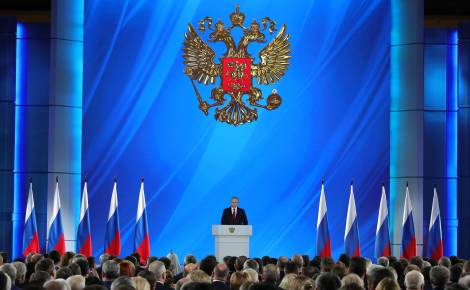 Владимир Путин призвал банки включаться в программу