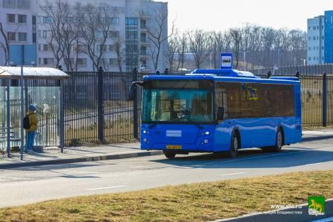 Во Владивостоке вместо 93 автобусных маршрутов будут работать 86
