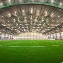 В Хабаровске весной приступят к строительству крытого футбольного манежа