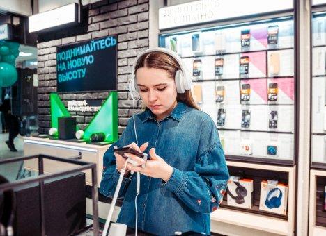 Tele2 открыла во Владивостоке первый digital-салон