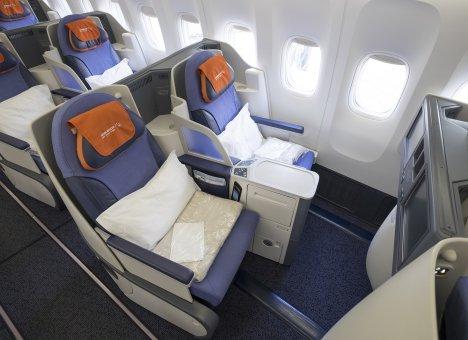 Любителям летать с комфортом из Владивостока в Москву с 1 января придется платить еще дороже