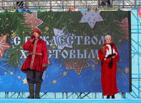 На центральной площади Владивостока отметят Рождество Христово