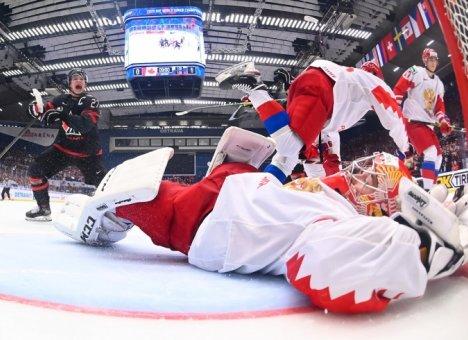 Россия не смогла обыграть канадцев в финале чемпионата мира