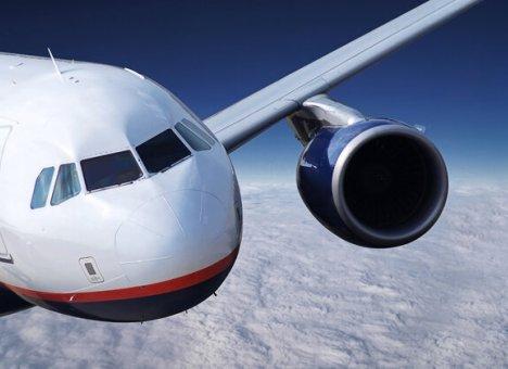 Самолет идет на унижение