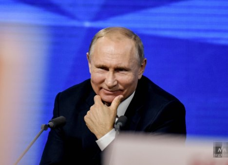 Названа главная интрига в послании Путина
