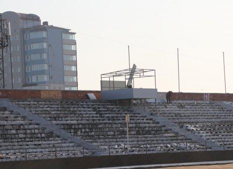 Уссурийский стадион