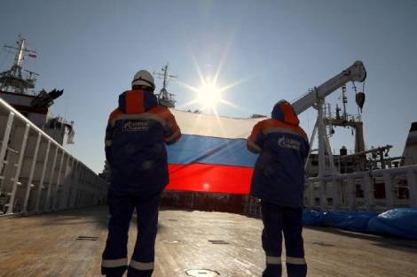 Комсомольские корабелы пополнили нефтедобывающий флот Дальнего Востока новым судном