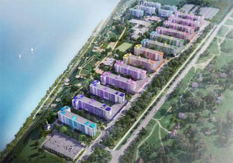 Ведущая строительная компания России намерена захватить рынок нового дальневосточного жилья