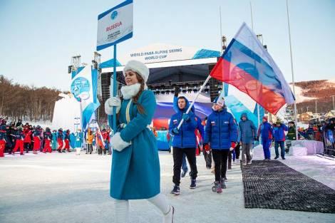 На Сахалине стартовал этап Кубка мира по паралимпийскому горнолыжному спорту
