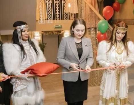 В Якутске открыли новую гостиницу в аутентичном стиле