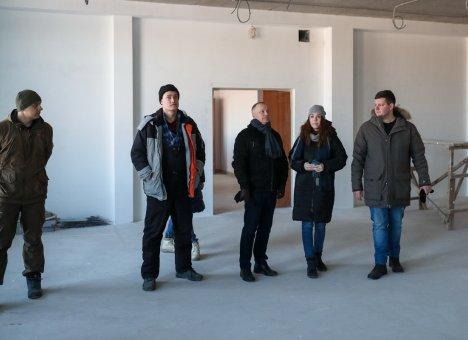 Строительство детсадов во Владивостоке на контроле у мэра