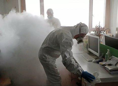 Заразиться коронавирусом может до двух третей населения Земли