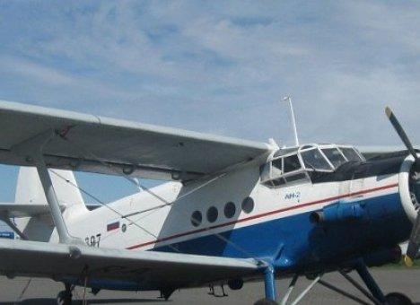 На Дальнем Востоке частный самолет совершил жесткую посадку