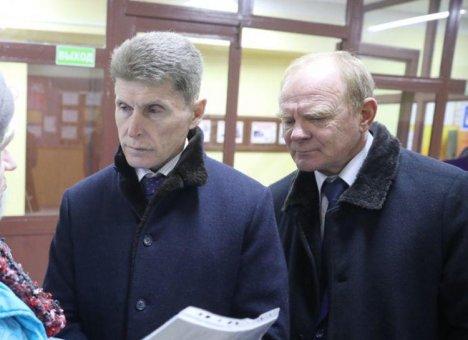 Олег Кожемяко рассказал, почему уволился мэр Артема