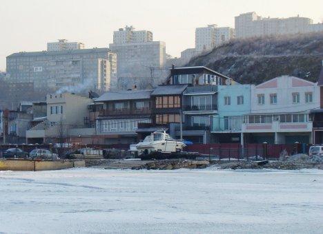 Продается гараж с видом на море