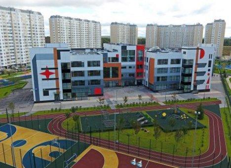 В Большом Камне будут строить детсады и школы по московским стандартам