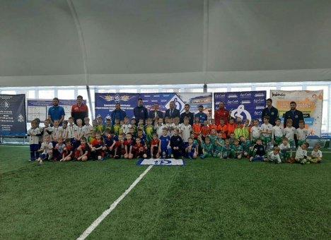 Во Владивостоке с успехом прошел детский футбольный турнир