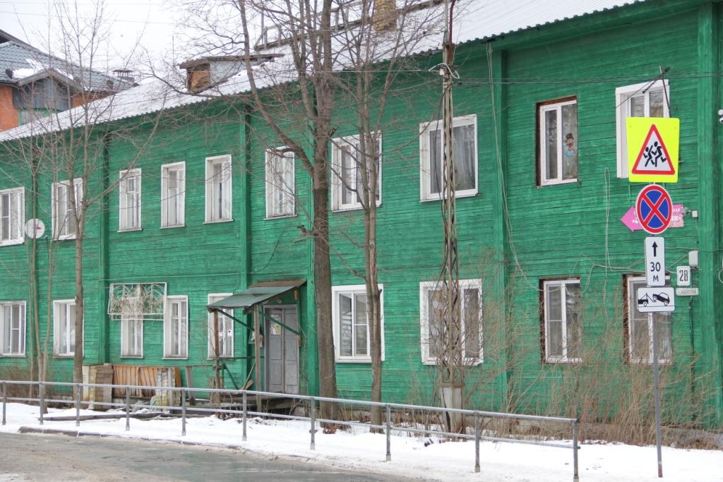 дом должника УК №1