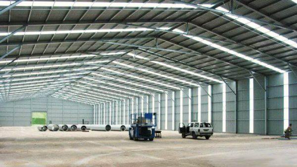 Промышленные быстровозводимые здания от компании «Rapid Building»