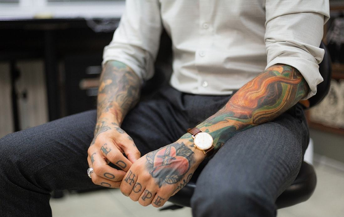 Качественная и стильная татуировка недорого