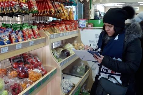 В Хабаровском крае не прогнозируют дефицита продуктов