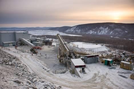 На золоторудном месторождении Албын в Амурской области модернизируют гидроочистку