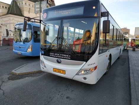 Жители Приморья оплачивают проезд в общественном транспорте картой