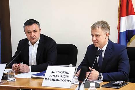Александр Андрюхин, глава городского округа Большой Камень: Профсоюзы – это сила, которая помогает выявить истину