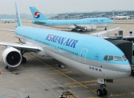 Korean Air не будет летать из Сеула во Владивосток