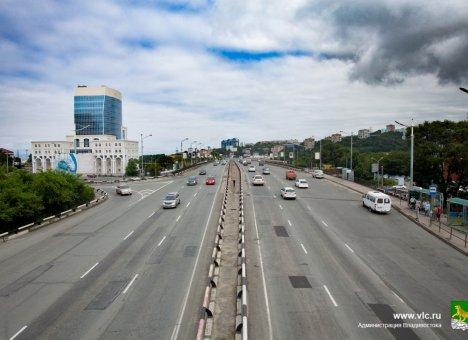Владивосток ищет подрядчиков для ремонта главной транспортной артерии