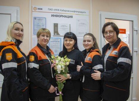 Лучшие женские качества – на службе у нефтянки