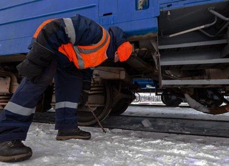 Железнодорожники получат доплату при выходе на карантин