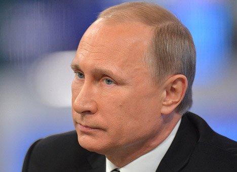 Президент России заявил, что семьи с детьми получат по 5 тыс. рублей